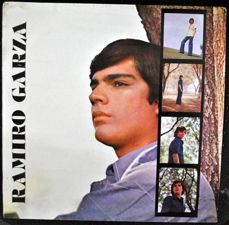 Ramiro Garza LP 2 baladas baladista Monterrey Mexico
