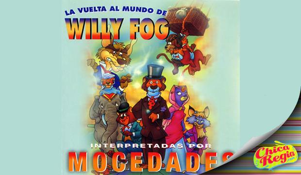 vuelta mundo 80 dias Willy Fog caricatura serie animada opening ending español intro