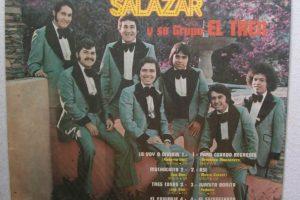 Grupo El Tren de Lázaro Salazar – Lo voy a dividir