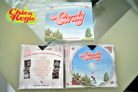 cd takeo watanabe candy musica original