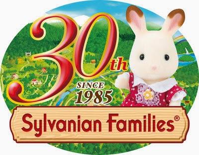30 aniversario 1985 sylvanian families bosque magico ternurines miniatura