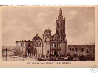 leyenda catedral de monterrey