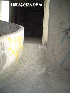 la casa de los tubos en el interior  2005